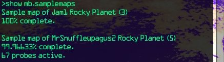 Rocky Planet (5) at 99.96%